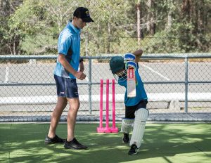 private cricket coaching trial