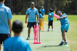 private cricket coaching