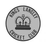 kings langley cricket club logo