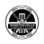 winston hills cricket club logo