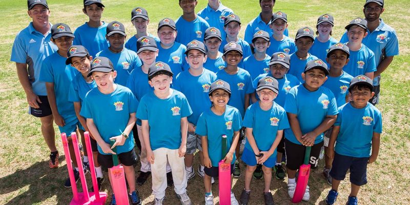 cricket holiday programs