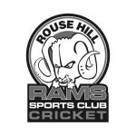 rams cricket sports club rouse hill logo