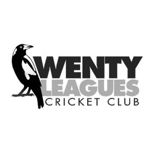 wenty leagues cricket club logo